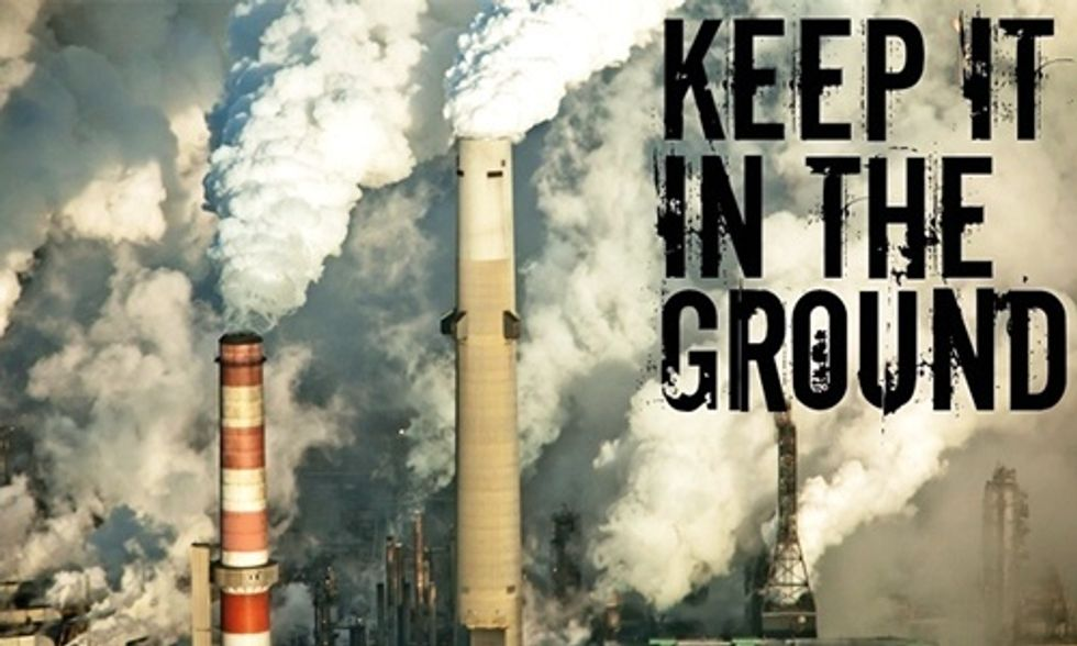 Bill McKibben: How to Stop the Fossil Fuel Industry From Wrecking Our World