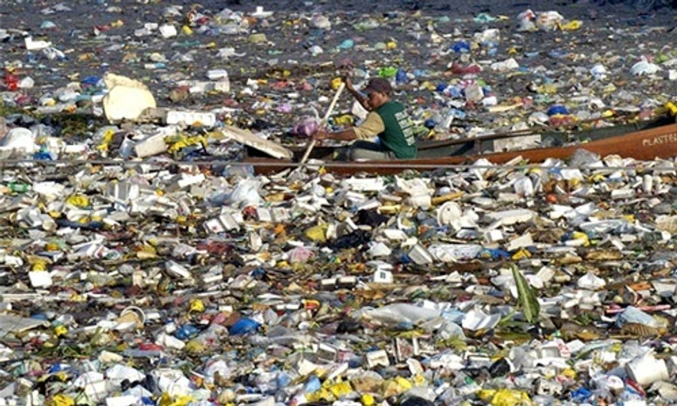 There Will Be More Plastic Than Fish in the Ocean by 2050