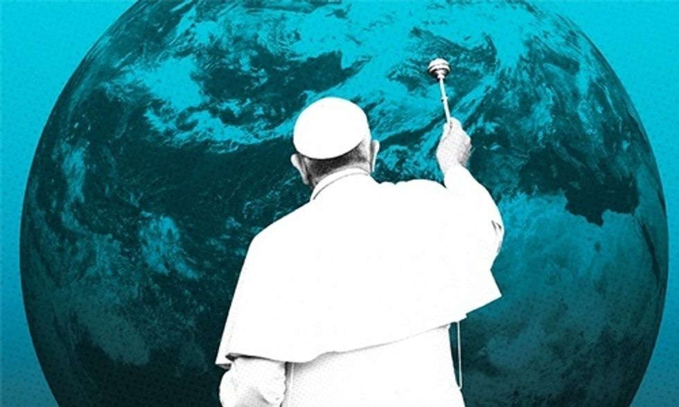 Pope Francis Part of Amicus Brief Filed in Support of Teen's Landmark Climate Change Lawsuit
