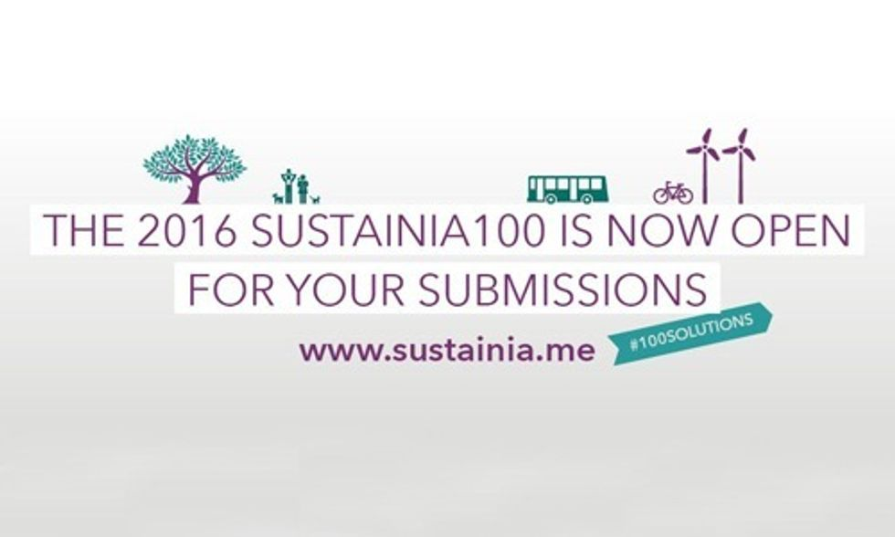 Solutions Wanted: Do You Have a Solution That Will Create a Cleaner, Greener World?