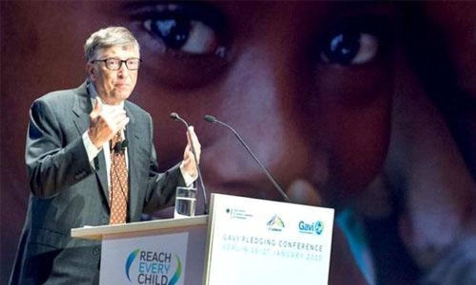 Who Really Benefits From Global Giving of Billionaires Like Bill Gates?