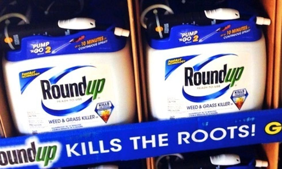 Monsanto Files Lawsuit to Stop California From Listing Glyphosate as Known Carcinogen