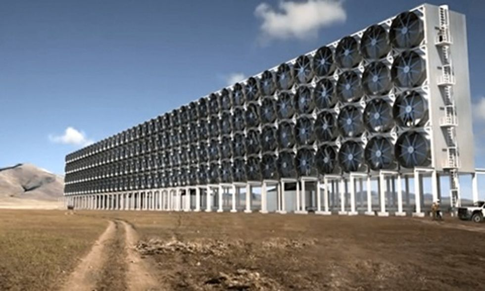 Carbon Capture: 'Only Realistic and Affordable Way to Dramatically Reduce Emissions'