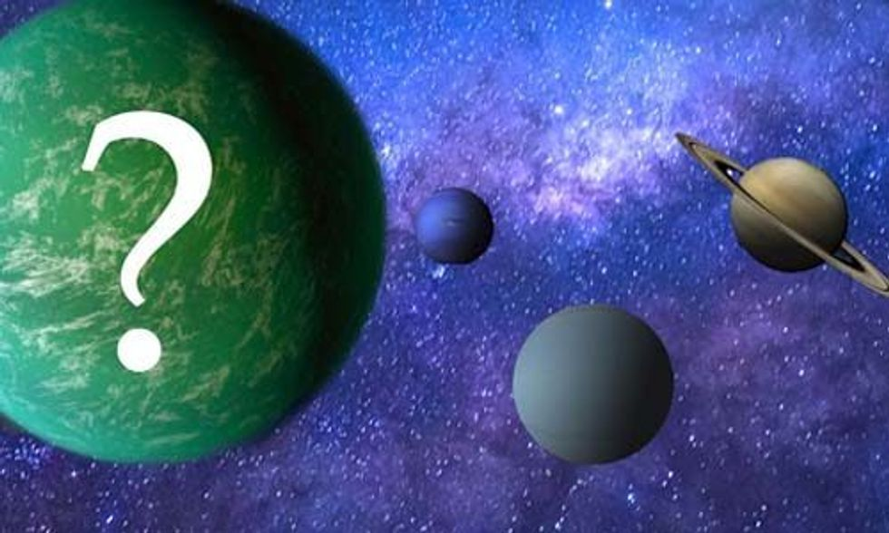 Is There a Ninth Planet in Our Solar System?