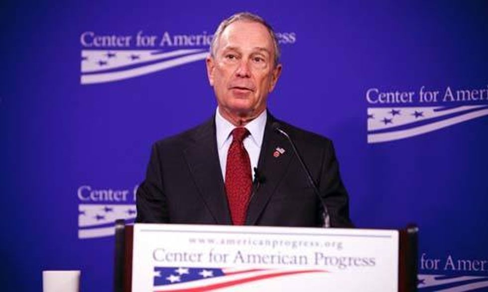 Michael Bloomberg Considers a Run for President