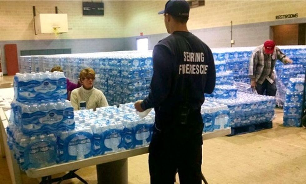 Another Lead Water Poisoning Scandal Has Erupted, This Time in Ohio