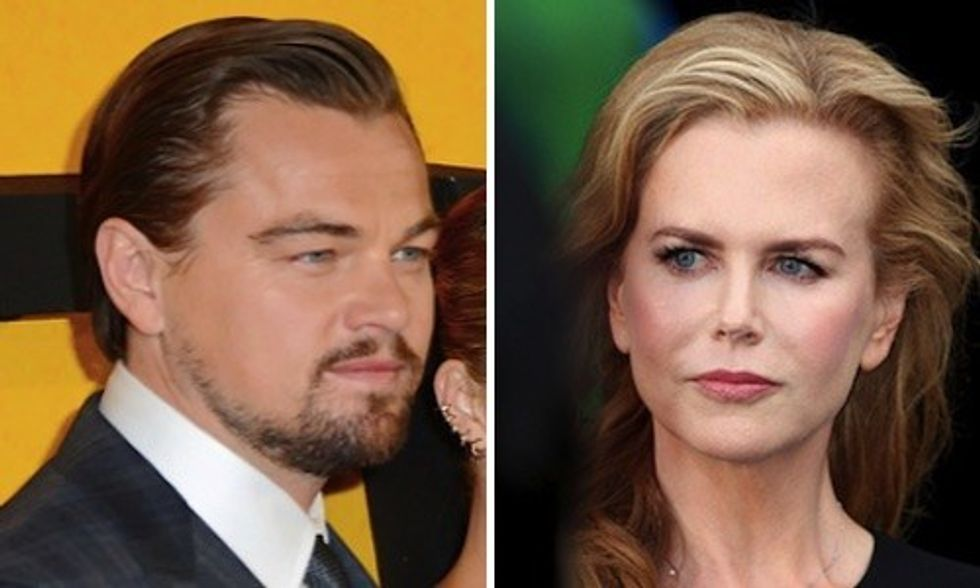 Leonardo DiCaprio and Nicole Kidman to Attend Torching of Largest Ever Ivory Stockpile to Help Put an End to Poaching