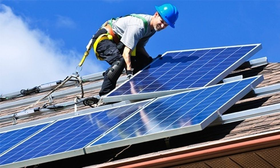 Rooftop Solar Wars Continue
