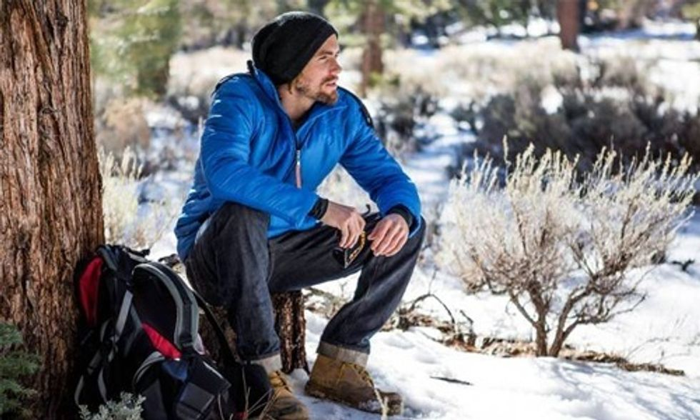World's First Solar-Powered Jacket Keeps You Warm All Winter Long