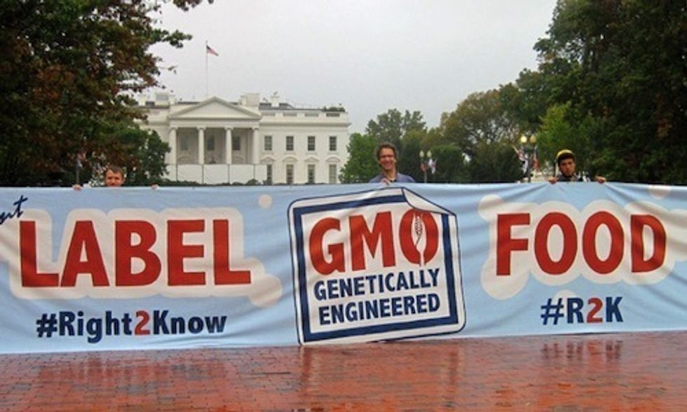 8 Battleground States in the GMO Food Labeling Fight