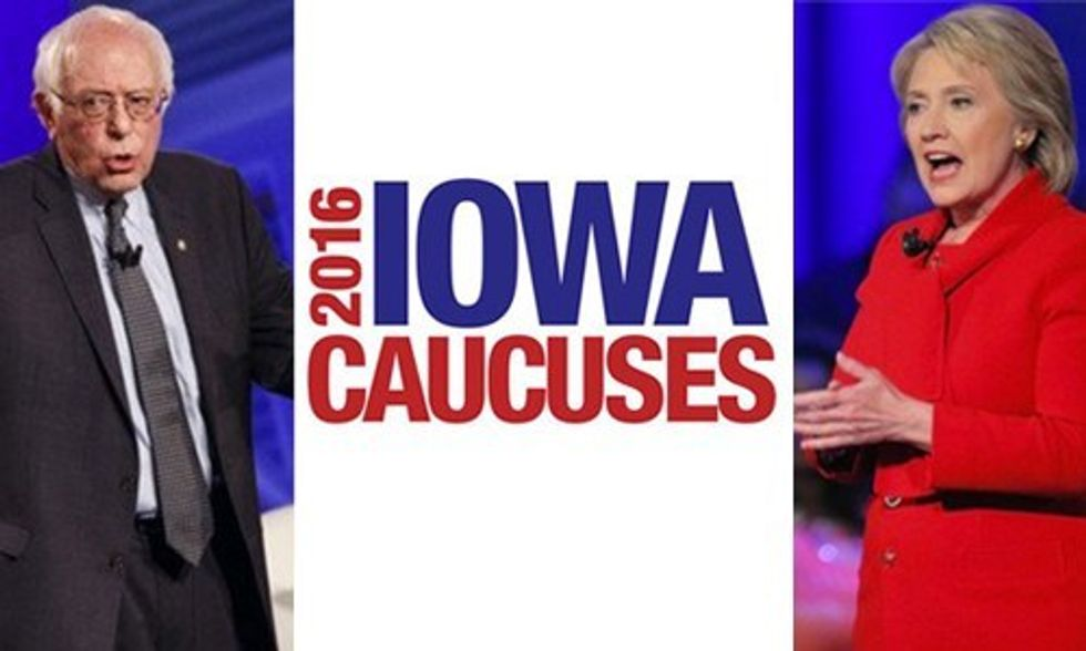 How Iowa Caucus Could Place Urgency of Climate Action to Forefront of National Debate