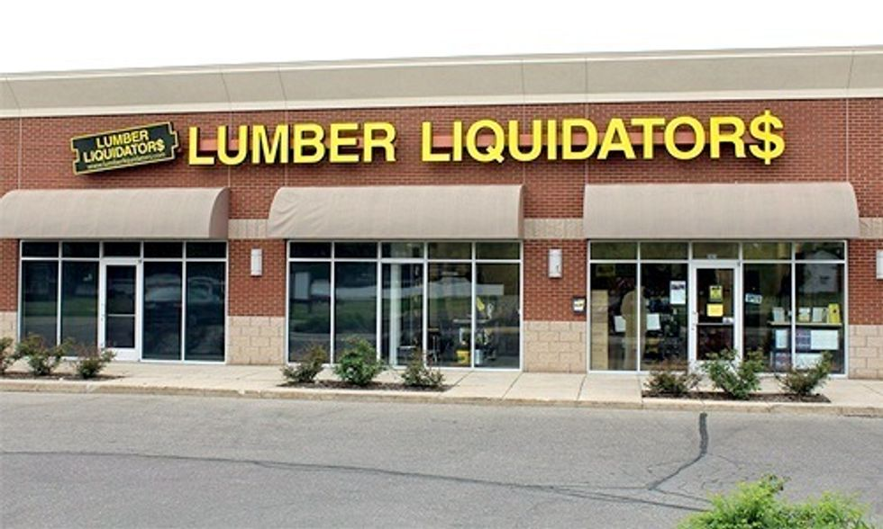 Lumber Liquidators Sentenced to $13.2 Million for Smuggling Illegal Wood Into the U.S.