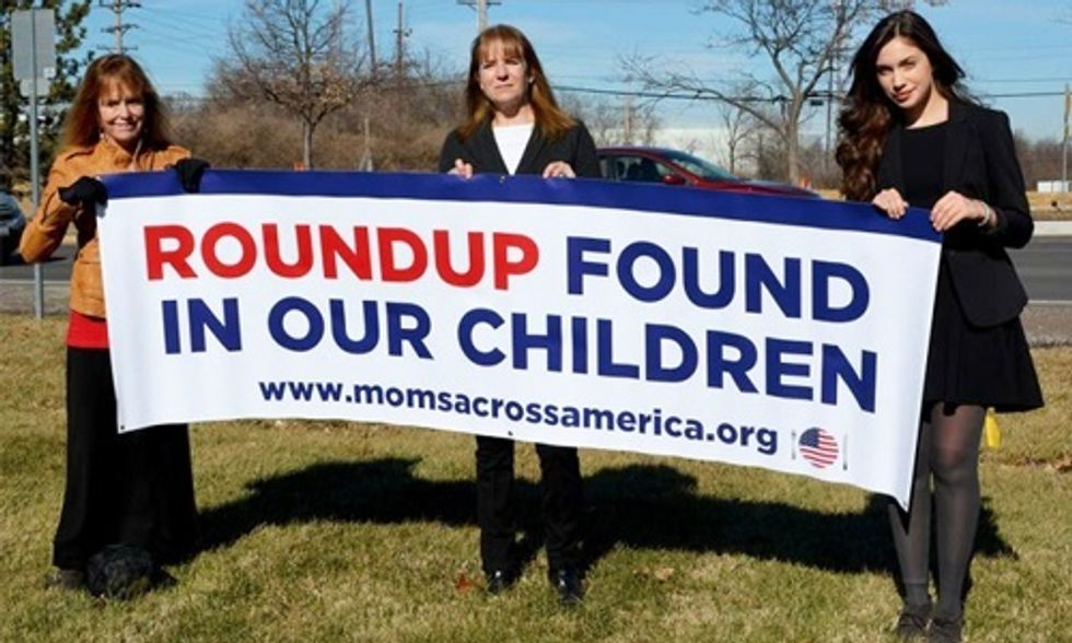 These 3 Women Attend Monsanto's Annual Shareholder Meeting Demanding Answers