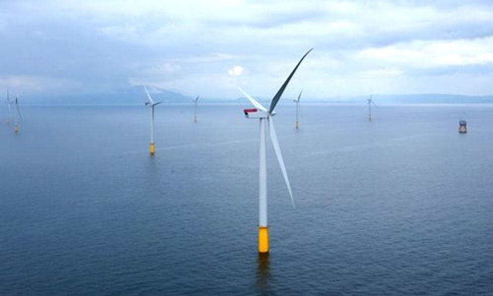 World's Largest Offshore Wind Farm Will Power More Than 1 Million Homes