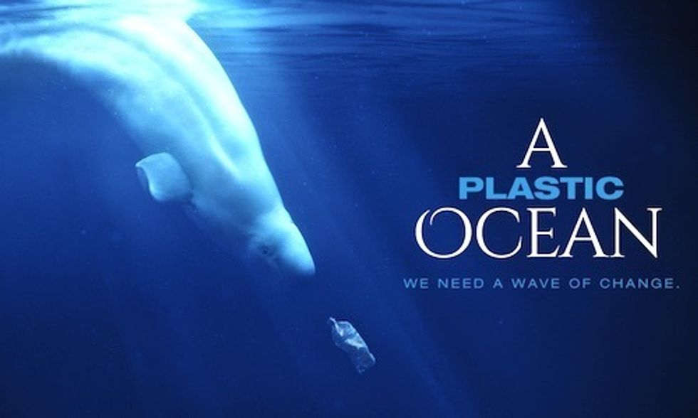 4 Year Global Journey Ends in Must-See Documentary: 'A Plastic Ocean'
