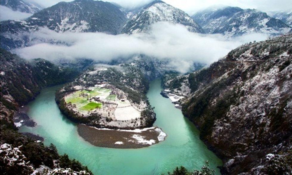 Will China Dam Its Last Wild River?