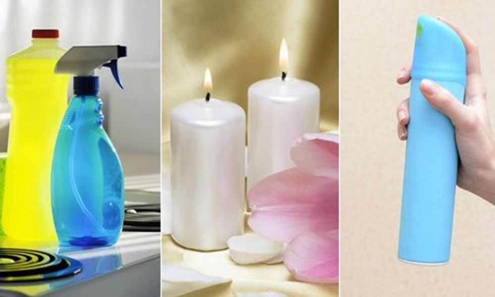Are Toxic Fragrances Making You Sick?