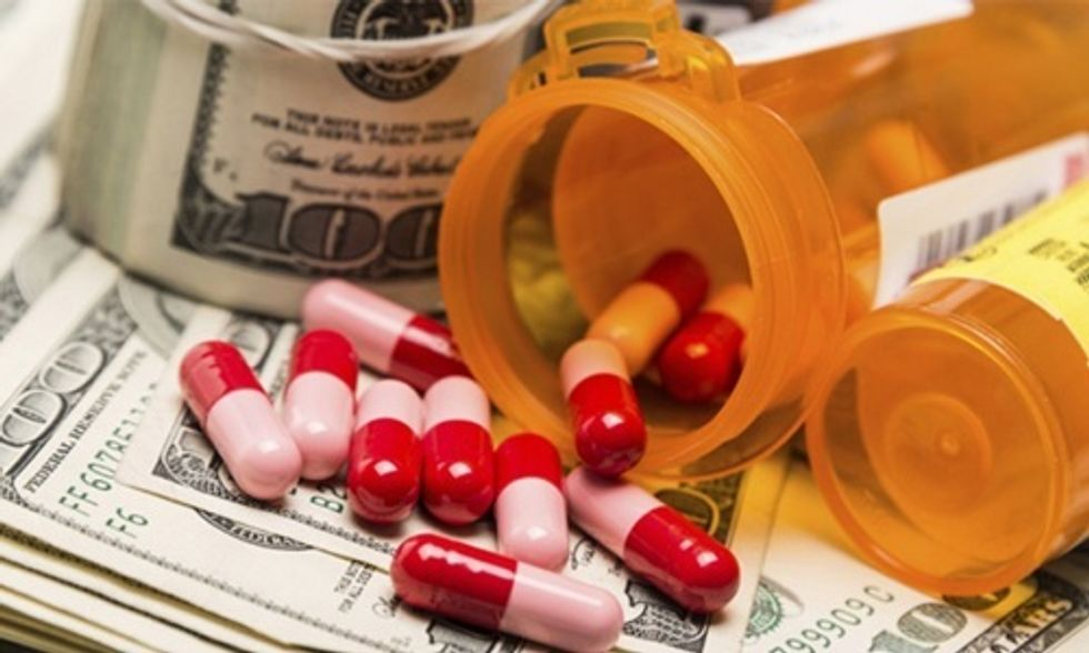 Pharma Executives Worried Over Presidential Candidates Demand for Drug Price Reform