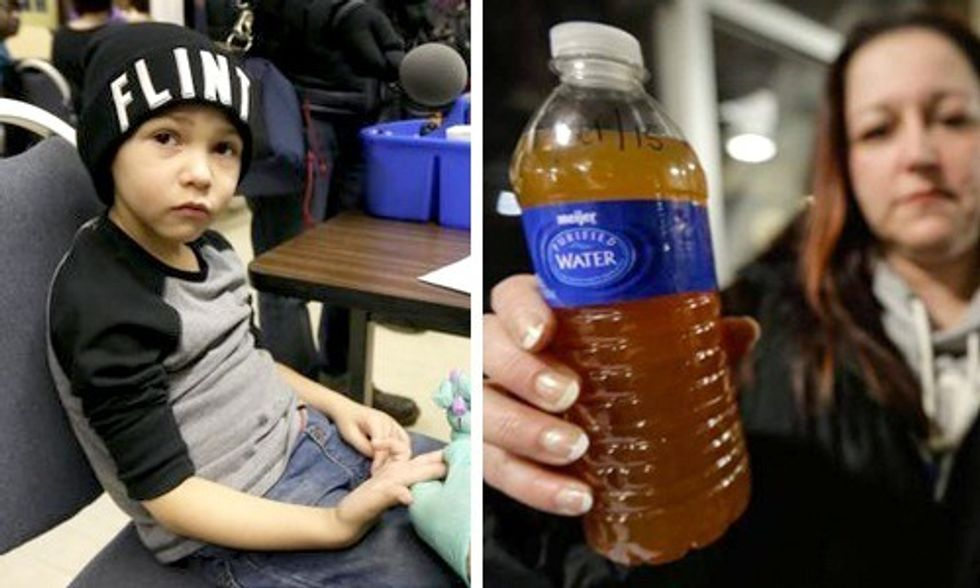 America's Lead Poisoning Problem Is Everywhere
