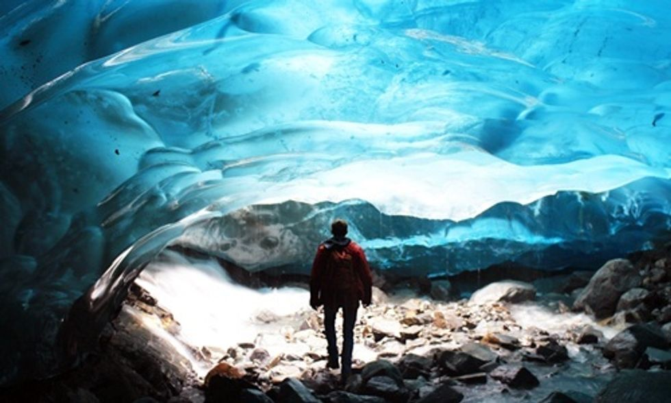 Scientists Explore Toxic Ice Caves to Learn About Potential Alien Life on Other Planets