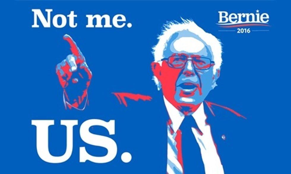 Bill McKibben: Not Me. Us.
