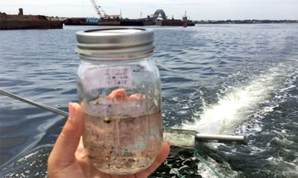 165 Million Plastic Particles Are Floating in Waters Surrounding New York City
