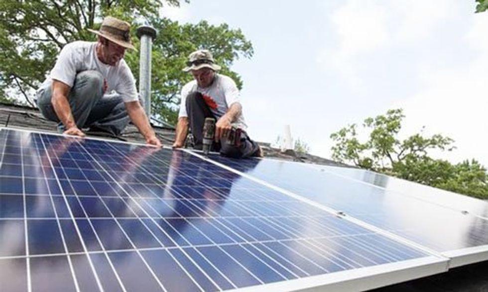 How Money in Politics Is Killing Rooftop Solar in Nevada