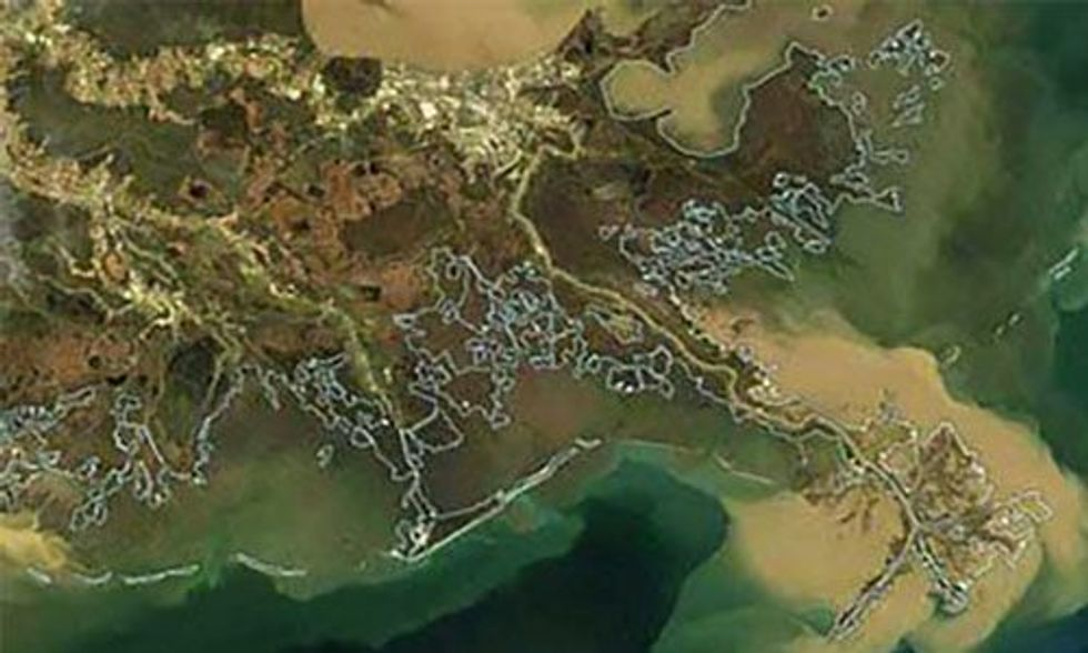 Why Midwest Floods Are Critical to the Restoration of the Louisiana Coast