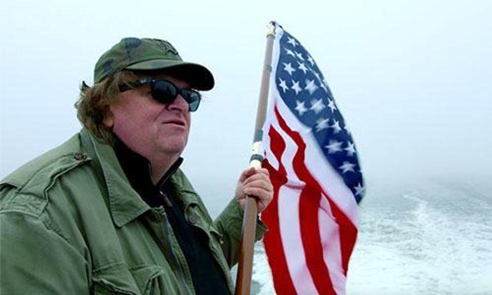 Michael Moore: My New Movie Will Change America