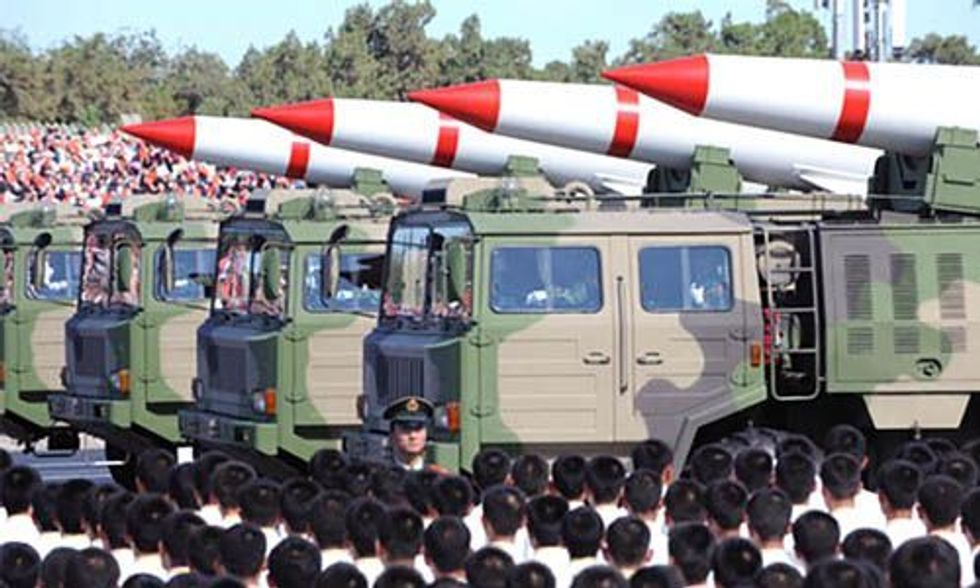 Why China Should Not Put its Nuclear Weapons on High Alert