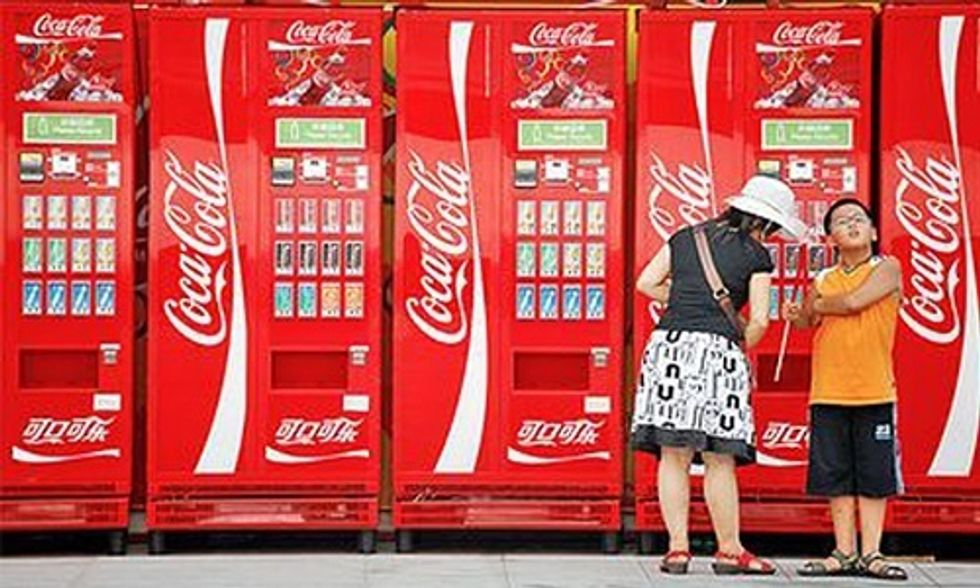 Soda Companies Turn Attention to Developing Countries as Sales Fall Flat in the West