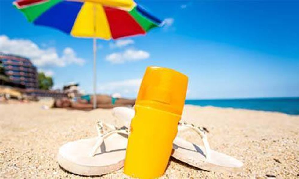 So You're a Sun Worshipper But Worry About Skin Cancer ... Here's What You Need to Know