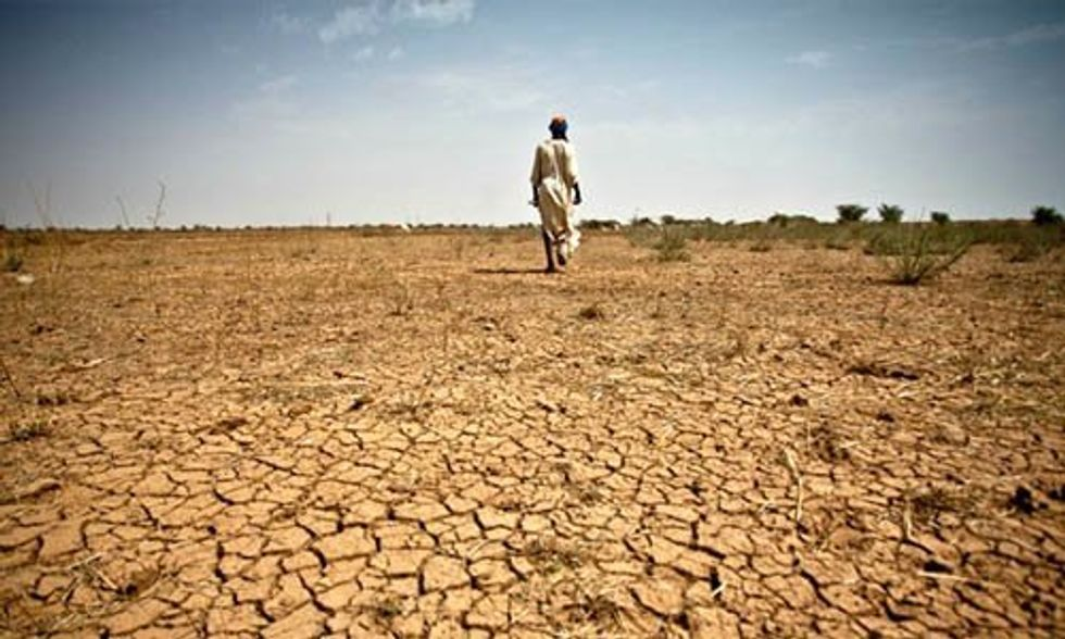NASA: 4 Billion People at Risk as 'Water Table Dropping All Over the World'