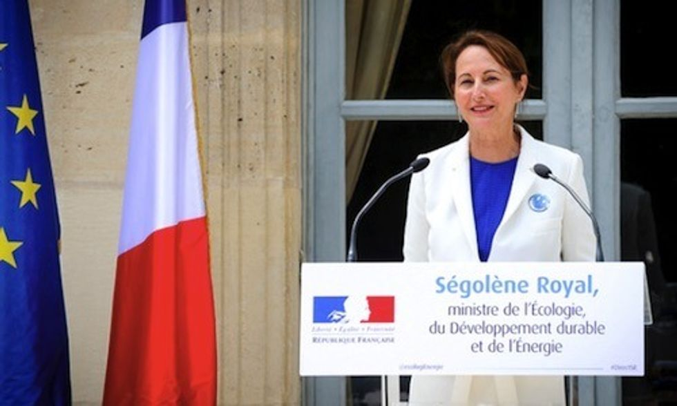 French Ecology Minister Calls for Ban on Glyphosate Formulations