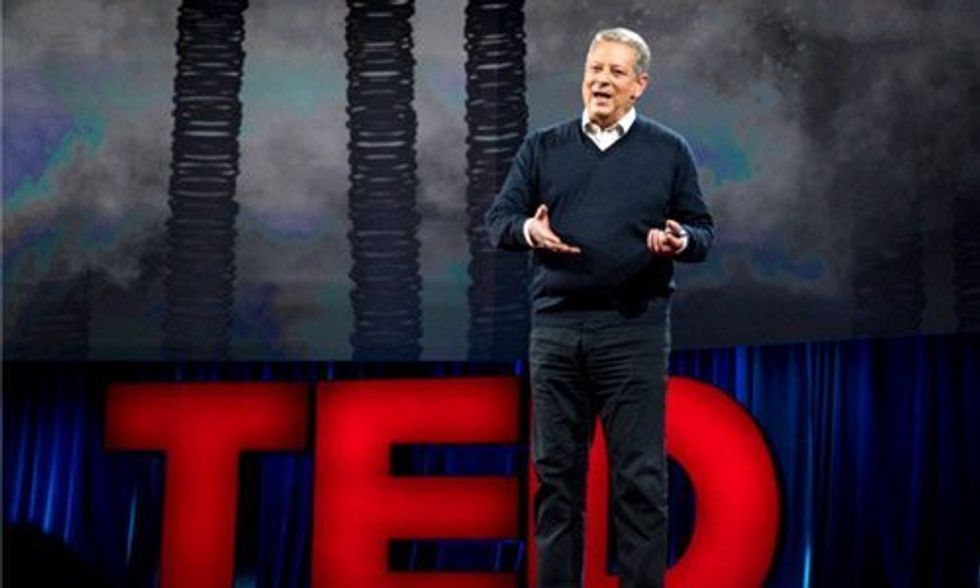6 Reasons Al Gore Believes 'We Will Prevail' in Climate Fight
