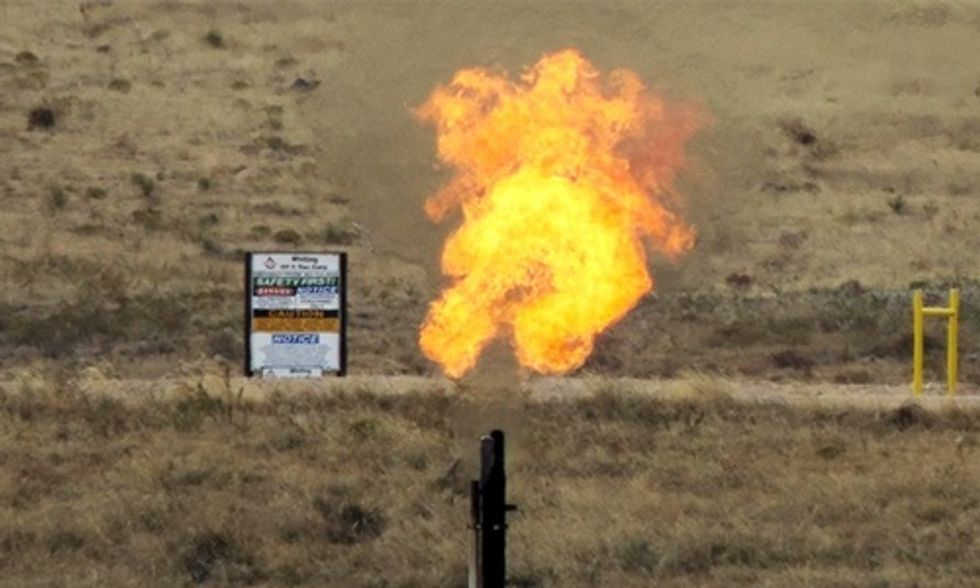 Harvard Study: U.S. 'Likely Culprit' of Global Spike in Methane Emissions