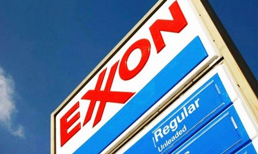 Bill McKibben: It's Not Just What Exxon Did, It's What It's Doing