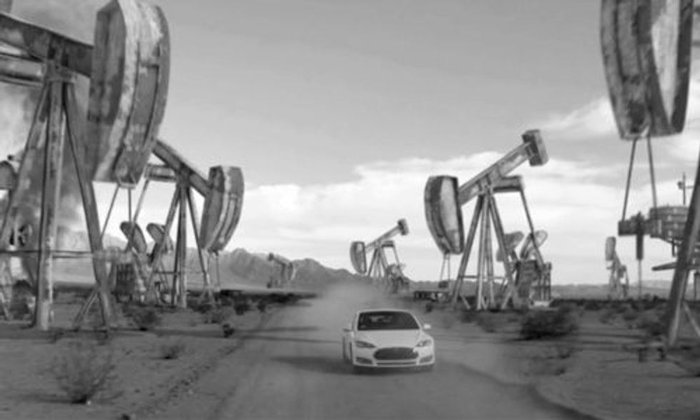 Elon Musk Shows His Love for Dramatic Tesla Video With Powerful Message
