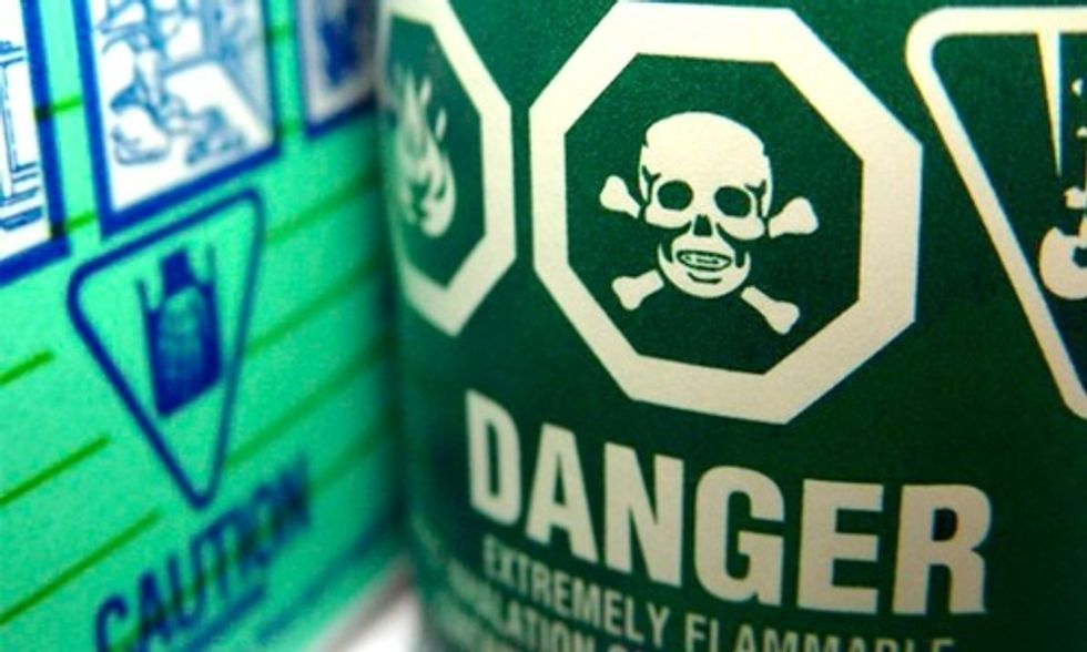 Battle Lines Are Drawn as Congress Reforms the 40-Year-Old Toxic Substances Control Act