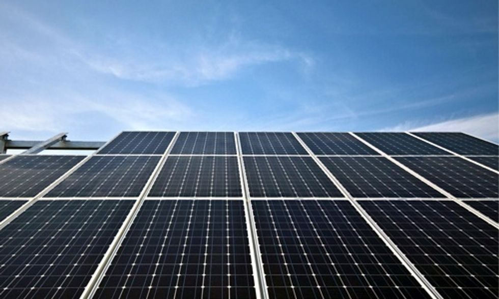 Pakistan's Parliament First in the World to Go 100% Solar