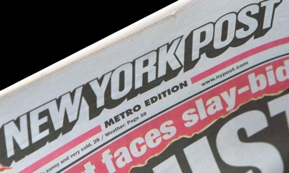 Why Would the New York Post Plug Climate Denier Profiteers?