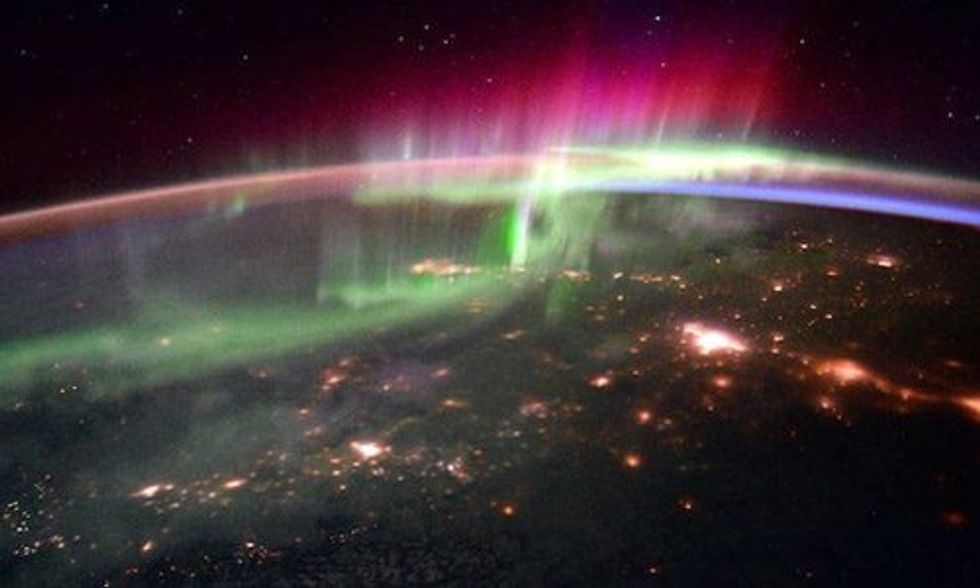 10 Mesmerizing Photos of Earth Taken From Space