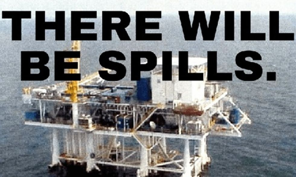 The Biggest Oil Leak You've Never Heard Of, Still Leaking After 12 Years