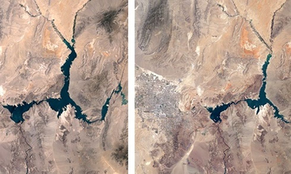 7 NASA Selfies Show Just How Much Our Climate Is Changing