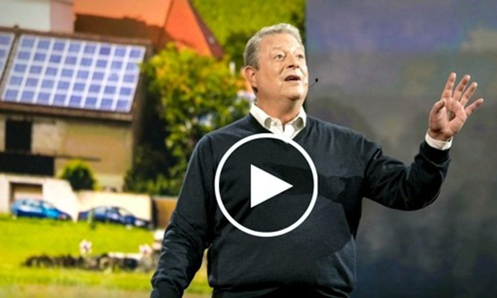 Al Gore: 3 Questions We Have to Answer About Climate Change