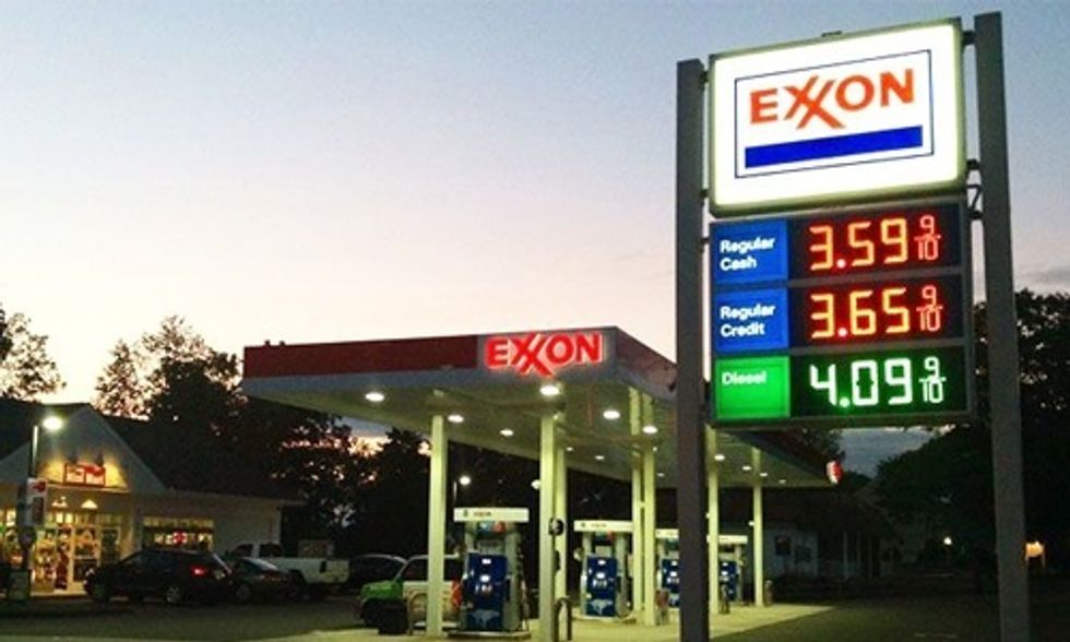 Why a Rockefeller Donated $400,000 in Exxon Shares to Nonprofits Fighting Climate Denial