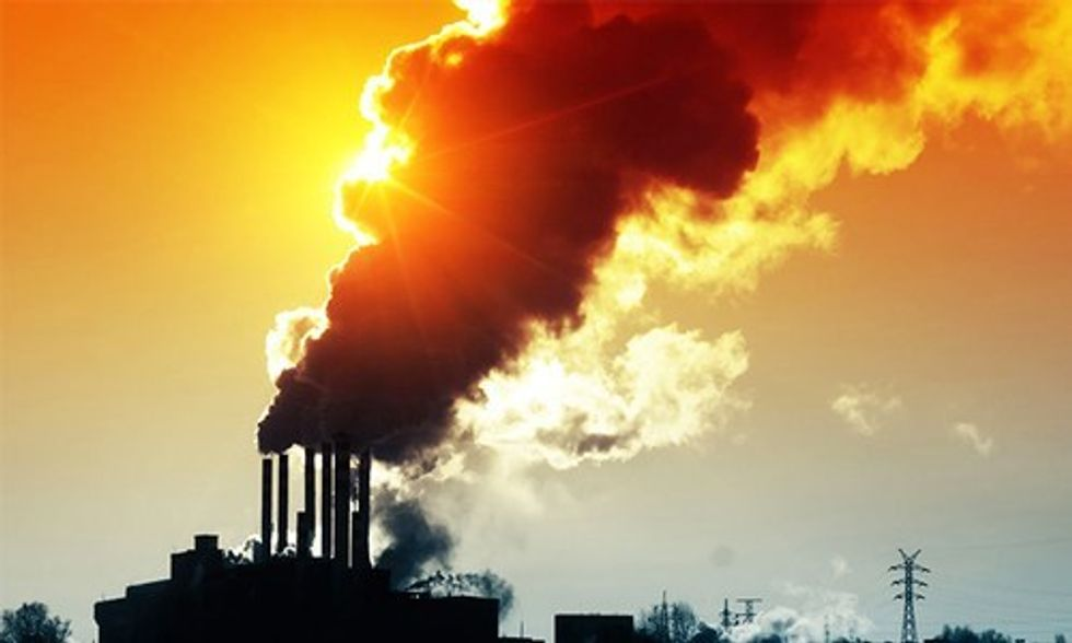 World's Carbon Budget Is Only Half as Big as Thought