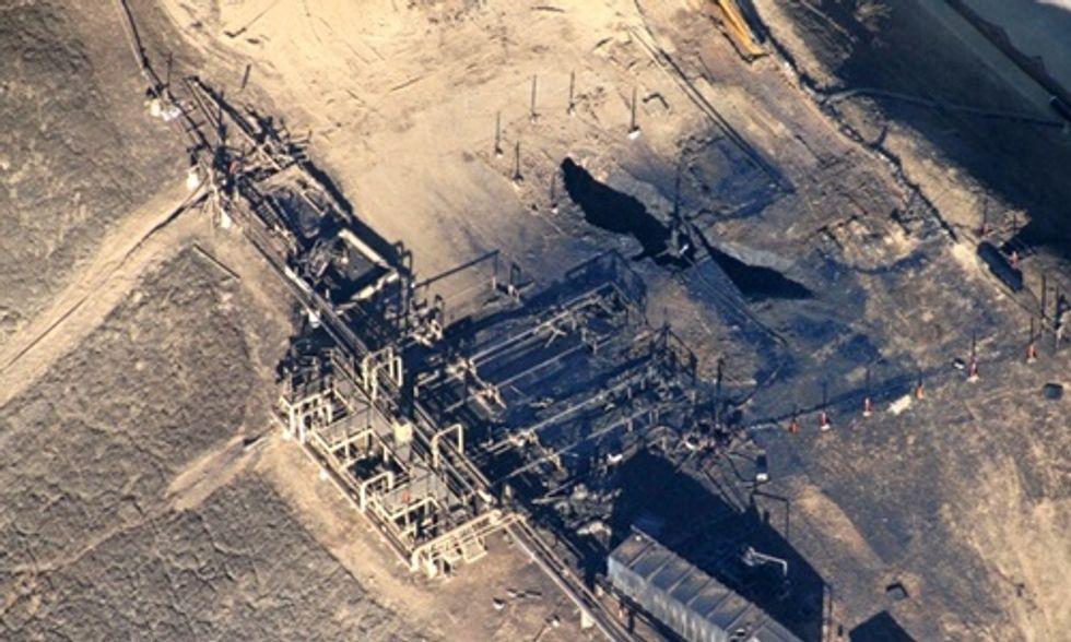 Porter Ranch 'Monster' Gas Leak Largest in U.S. History