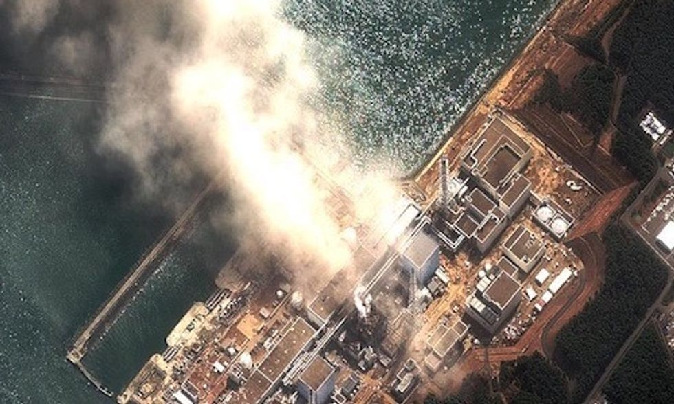 5 Years Later Fukushima Still Spilling Toxic Nuclear Waste Into Sea, Top Execs Face Criminal Charges