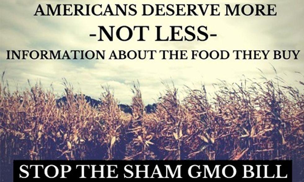 DARK Act Heads to Senate, Bill Would Block Mandatory GMO Labeling